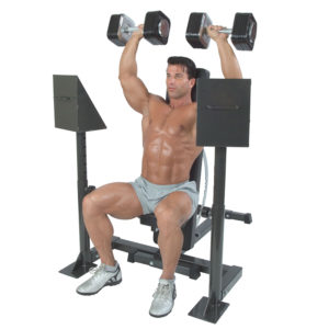 IRONMASTER DUMBBELL STAND ΓΙΑ ΑΛΤΗΡΕΣ2