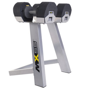 MX SELECT MX55 DUMBELL ΑΛΤΗΡΕΣ ΚΑΙ STAND